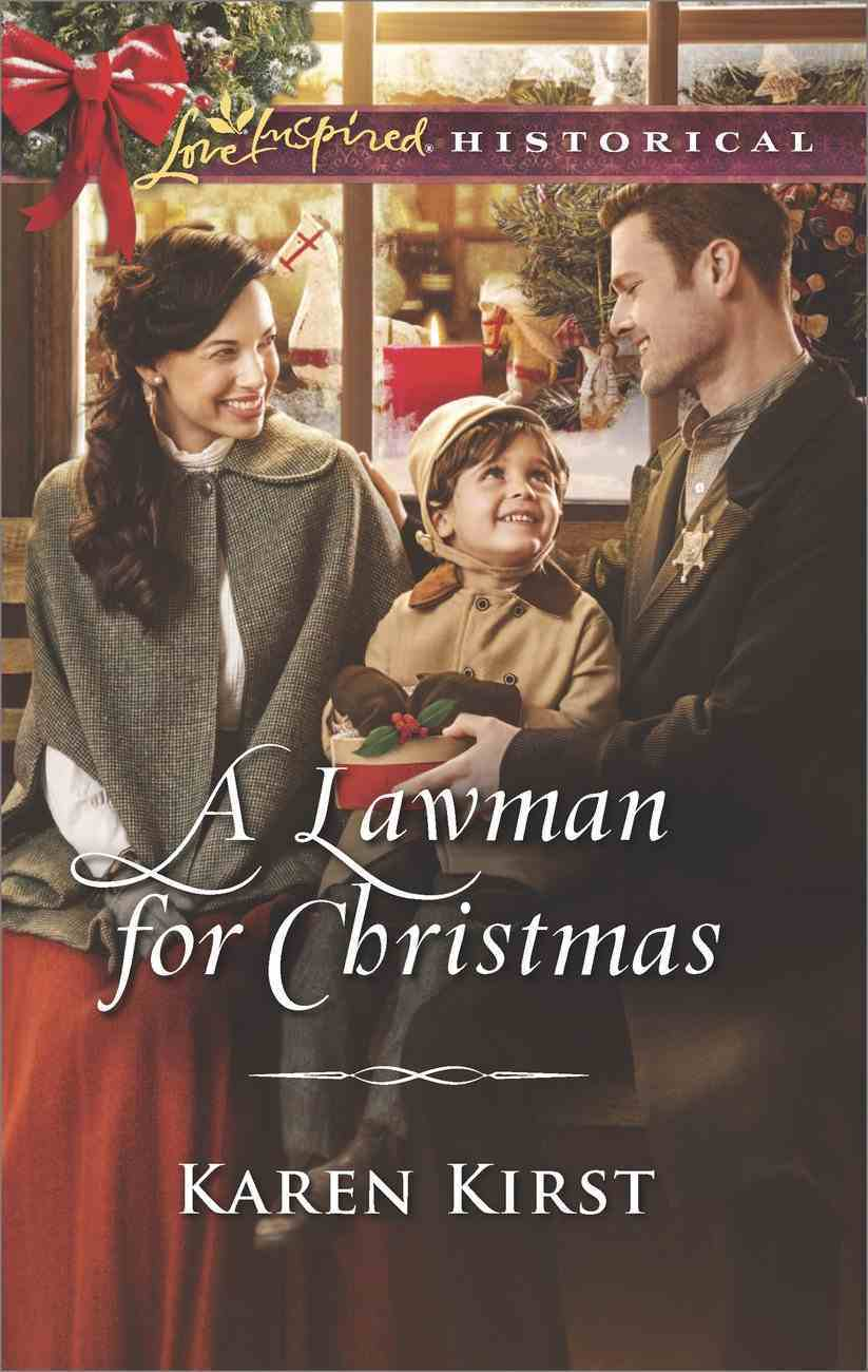 A Lawman For Christmas (Love Inspired Series Historical) eBook
