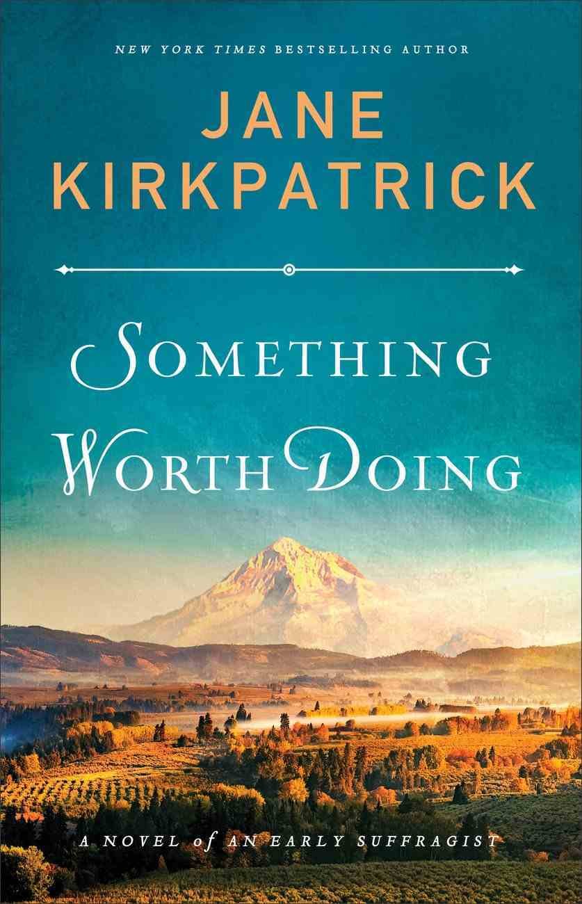 Something Worth Doing eBook