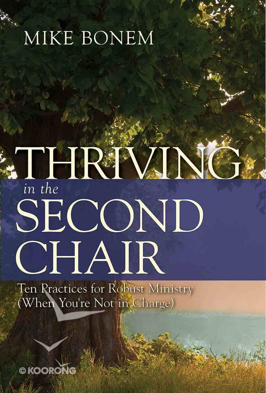 Thriving in the Second Chair eBook