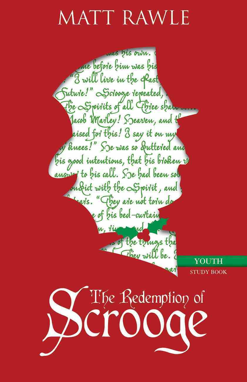 Redemption of Scrooge, the Youth Study Book eBook