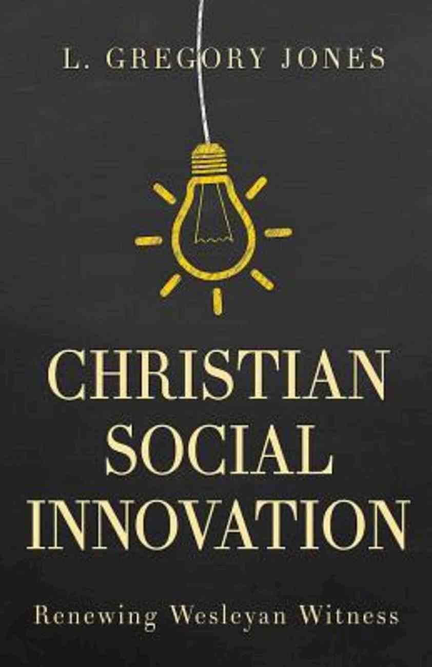 Christian Social Innovation eBook
