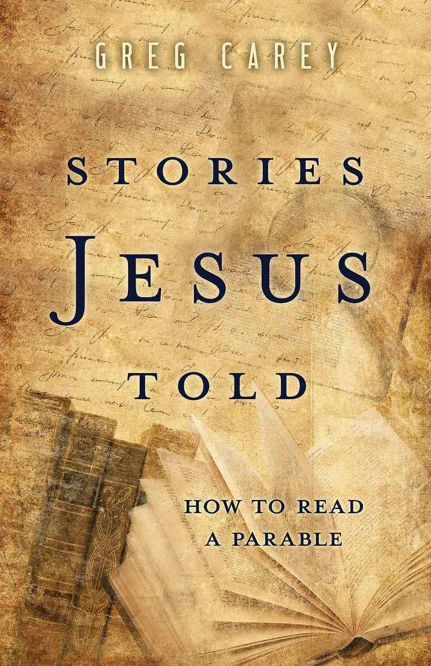 Stories Jesus Told eBook