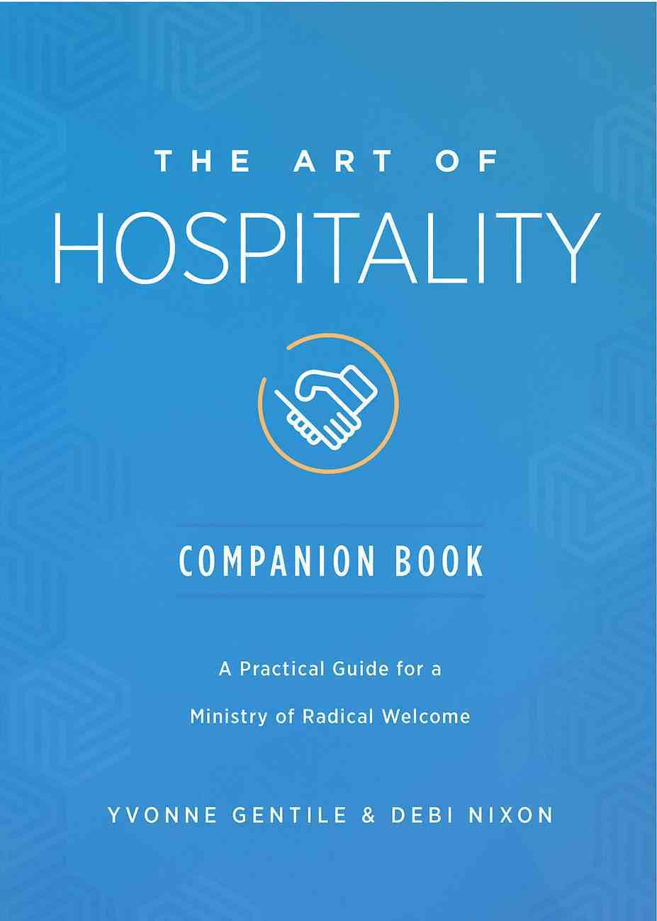 The Art of Hospitality Companion Book eBook