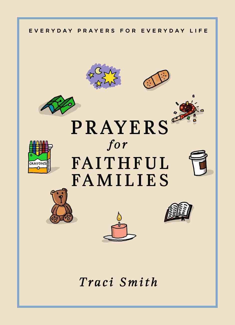 Prayers For Faithful Families eBook