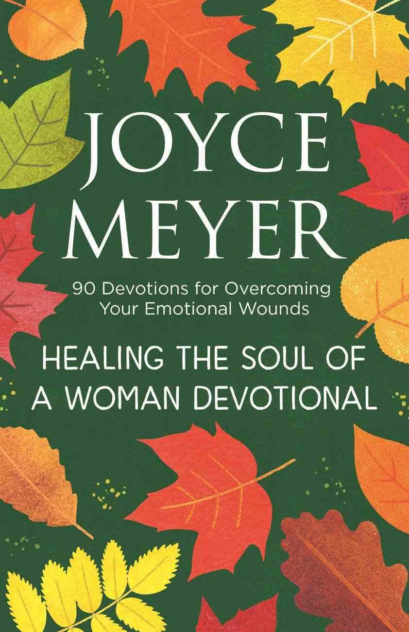 Healing the Soul of a Woman Devotional eBook