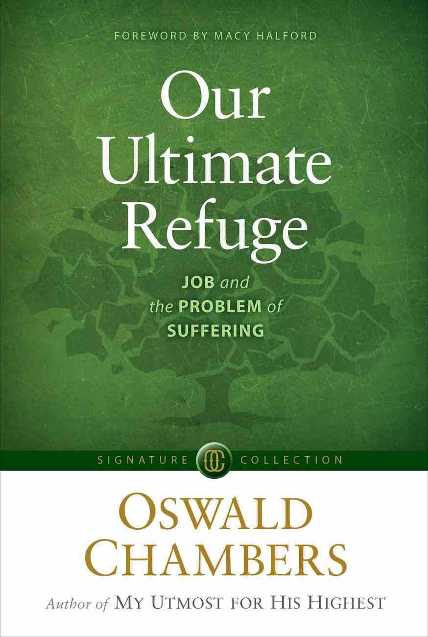 Our Ultimate Refuge eBook