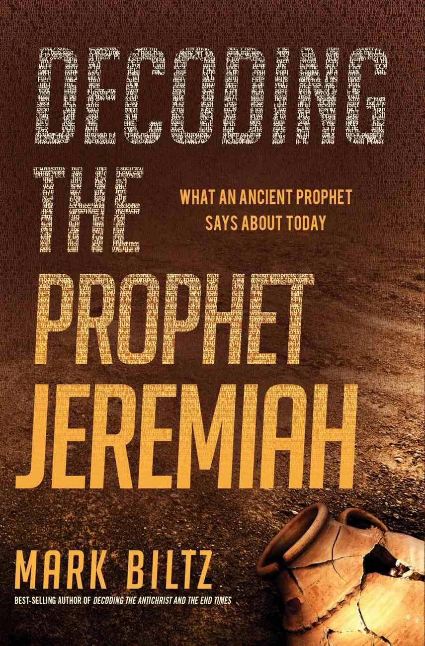 Decoding the Prophet Jeremiah eBook