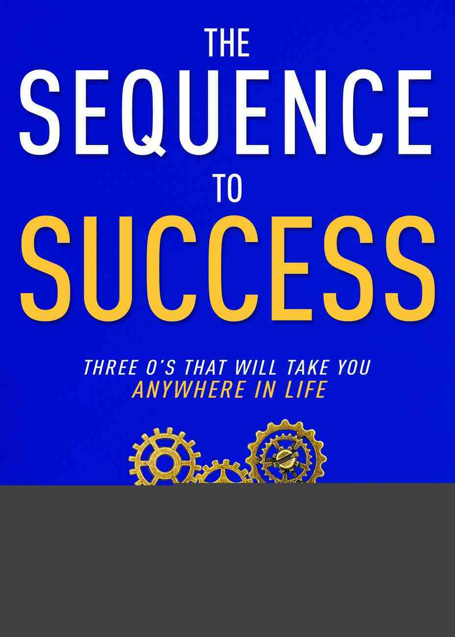 The Sequence to Success eBook