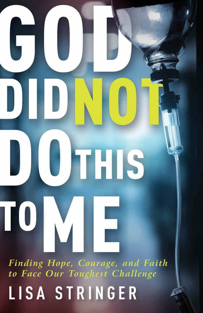 God Did Not Do This to Me eBook