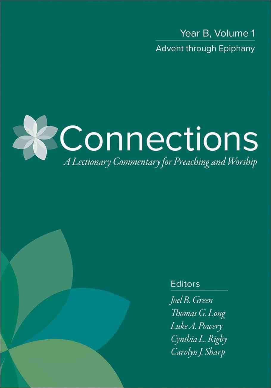 Connections: Year B, Volume 1 eBook