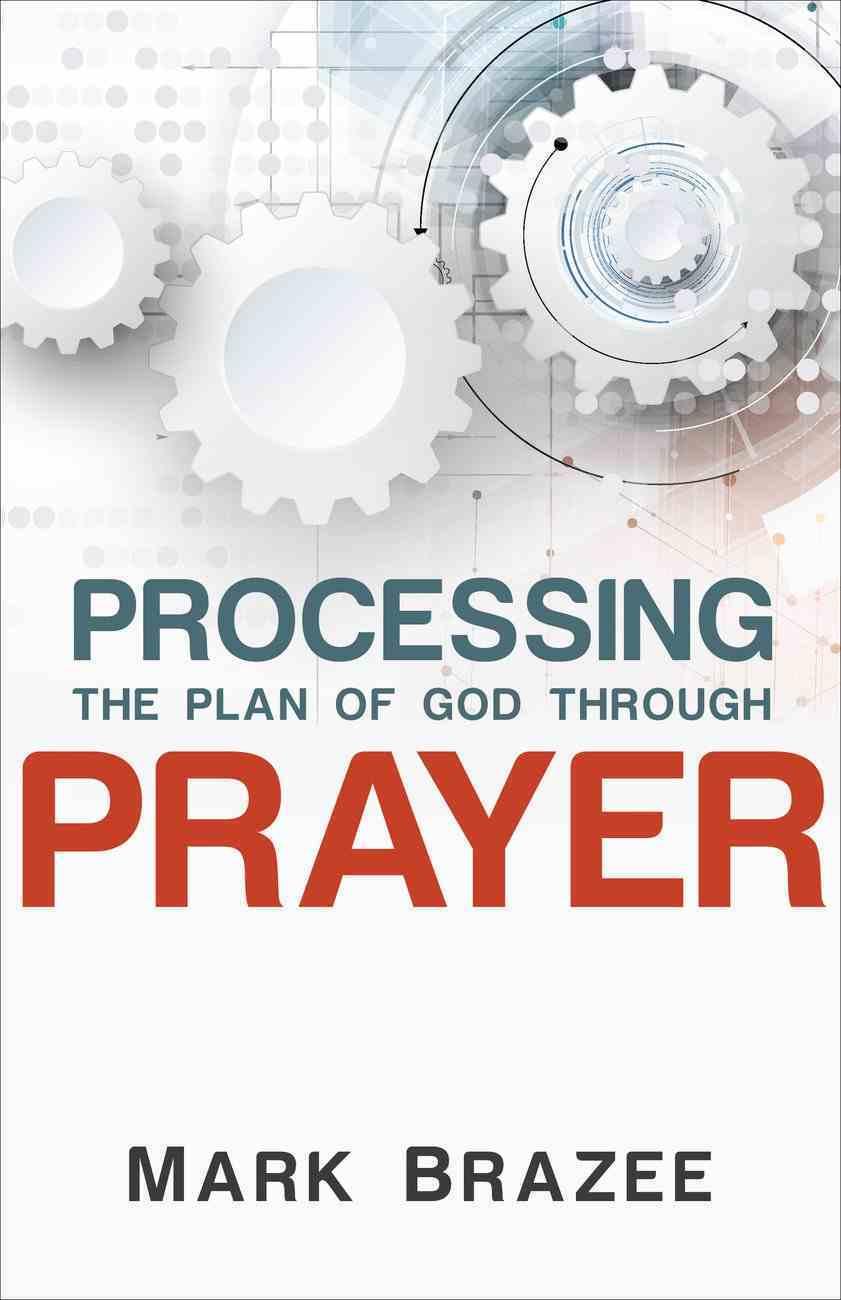 Processing the Plan of God Through Prayer eBook