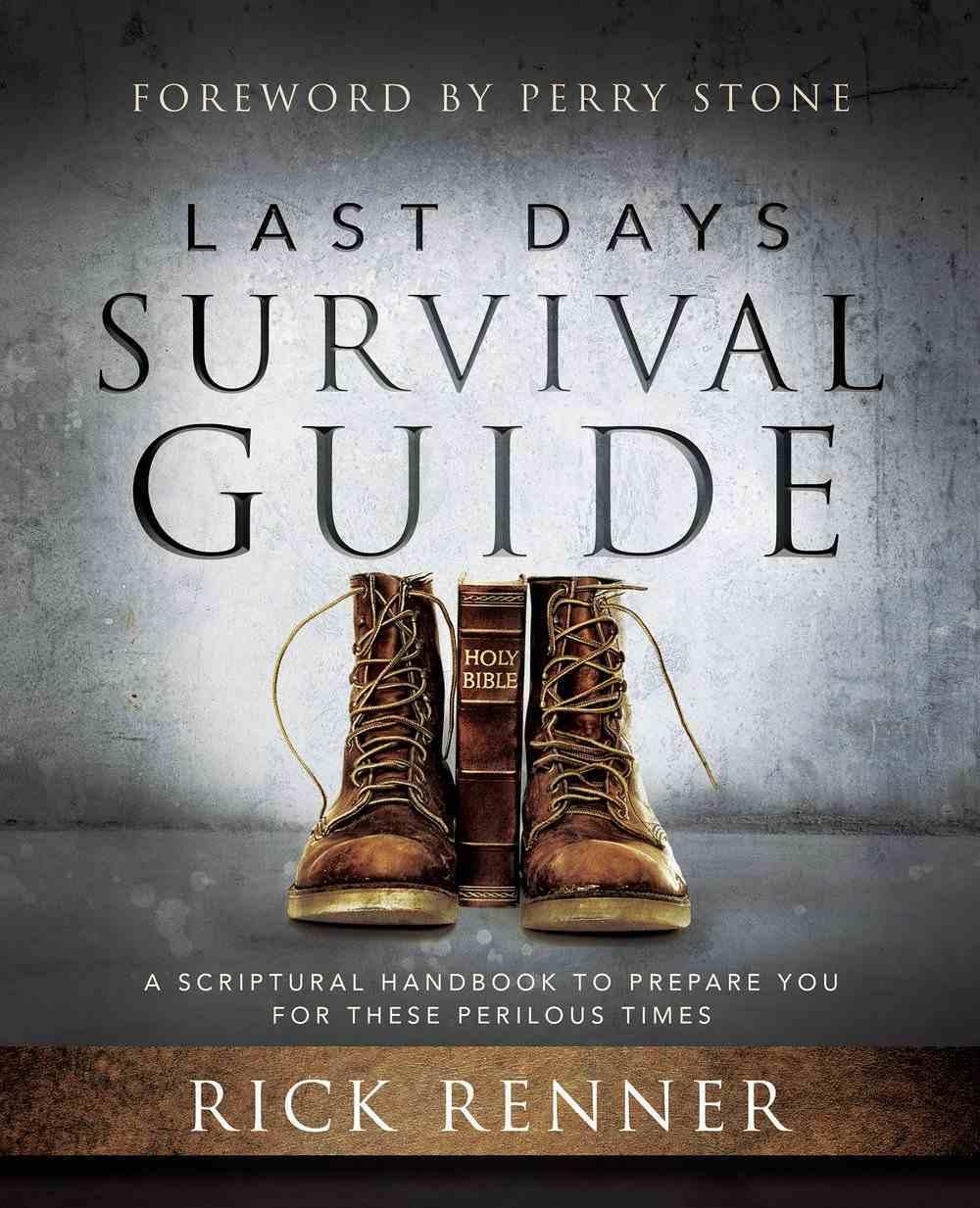 Last Days Survival Guide eBook