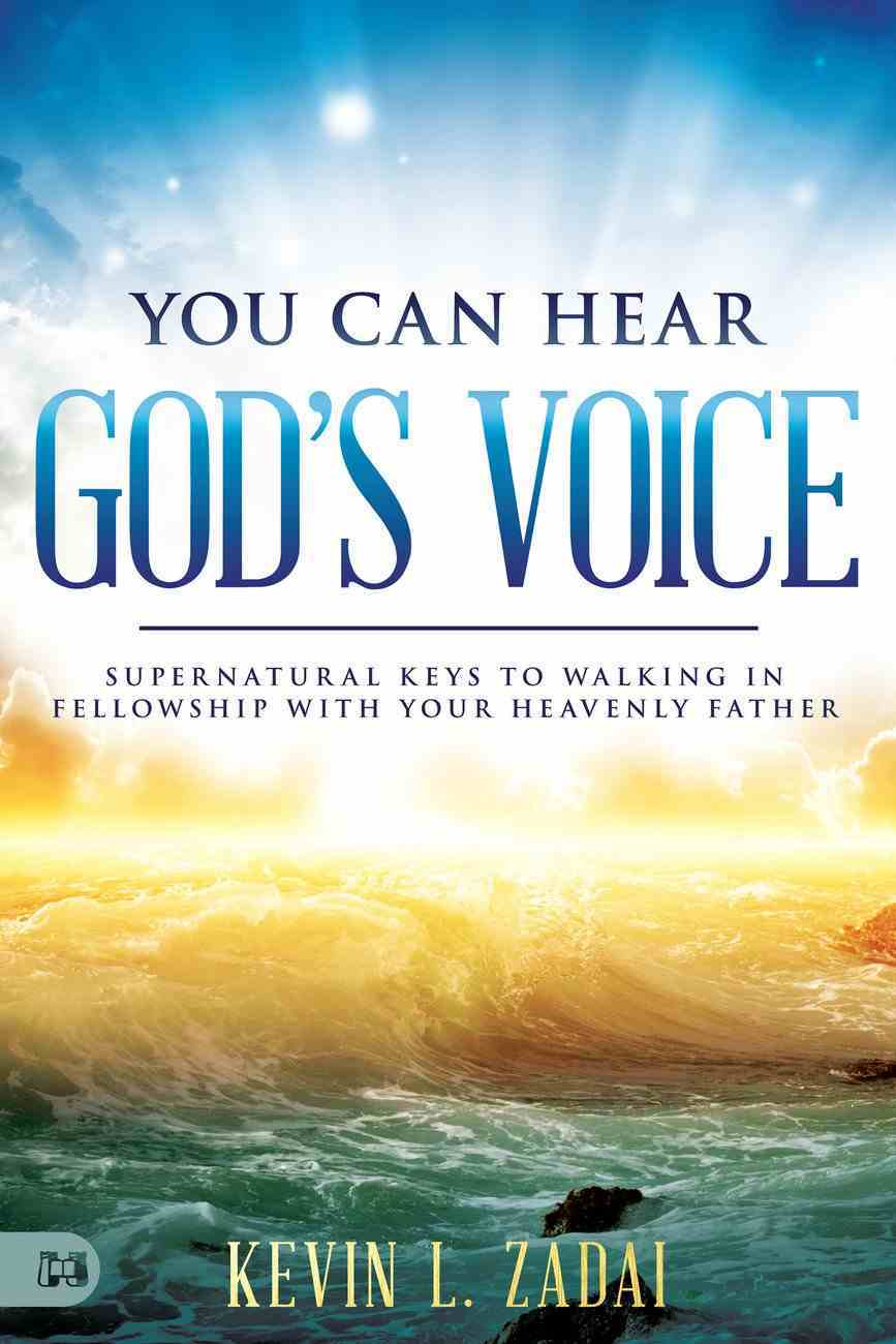 You Can Hear God's Voice eBook