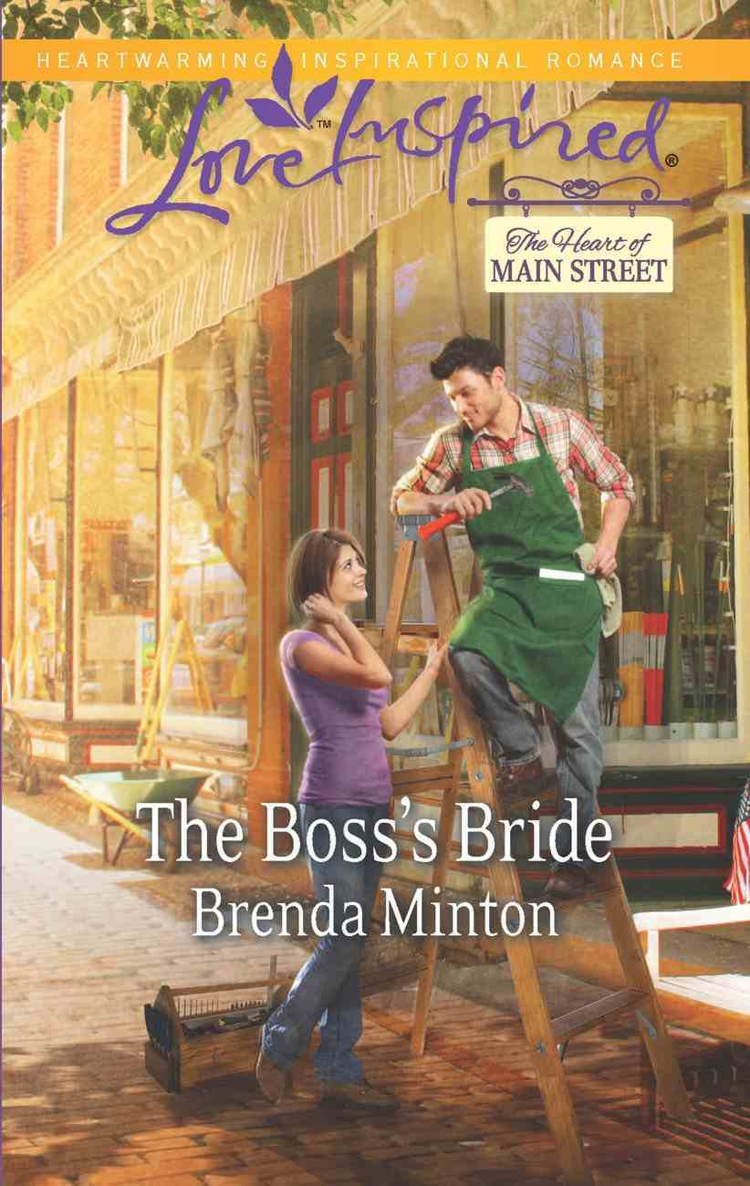The Boss's Bride (Love Inspired Series) eBook
