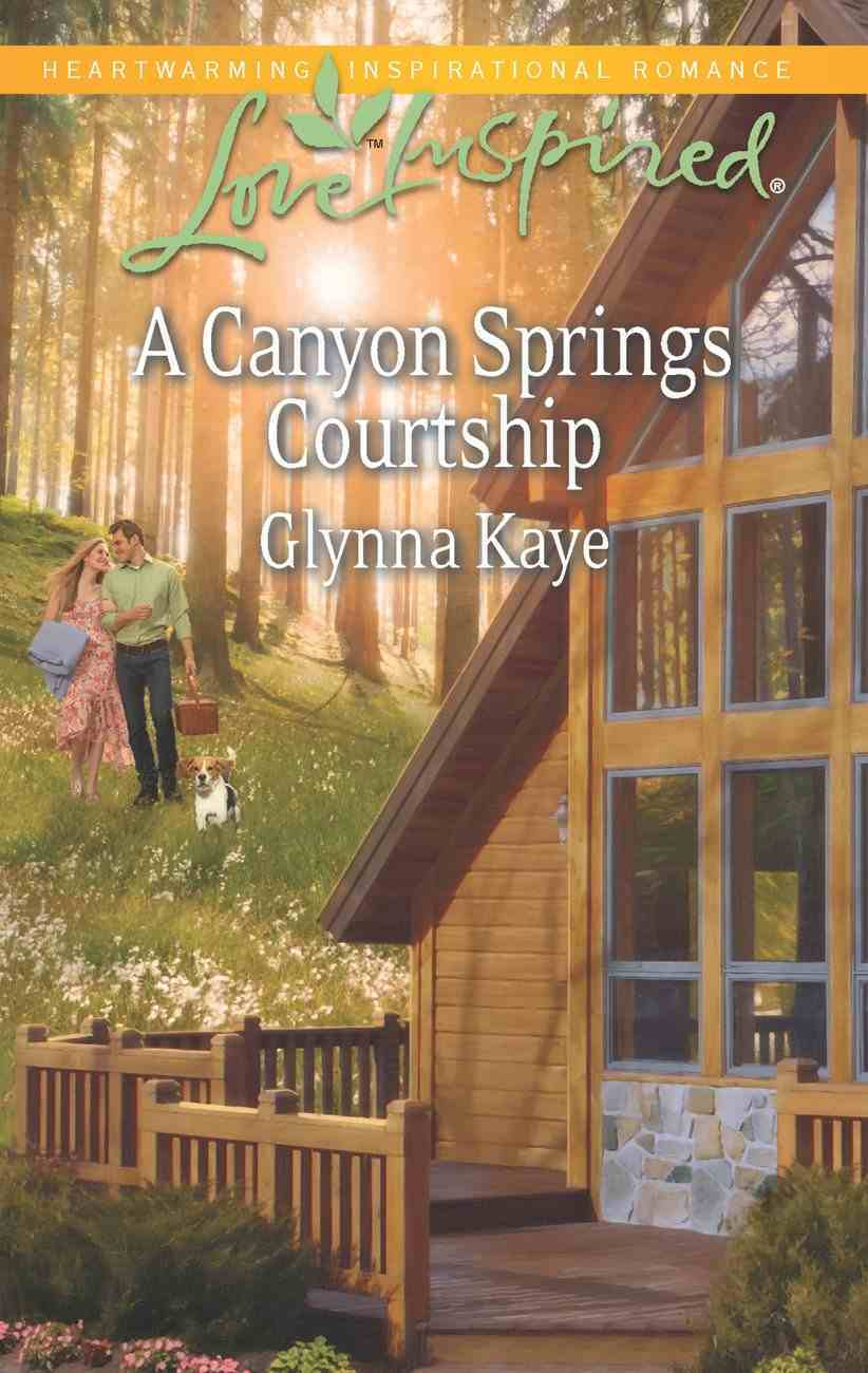 A Canyon Springs Courtship (Love Inspired Series) eBook