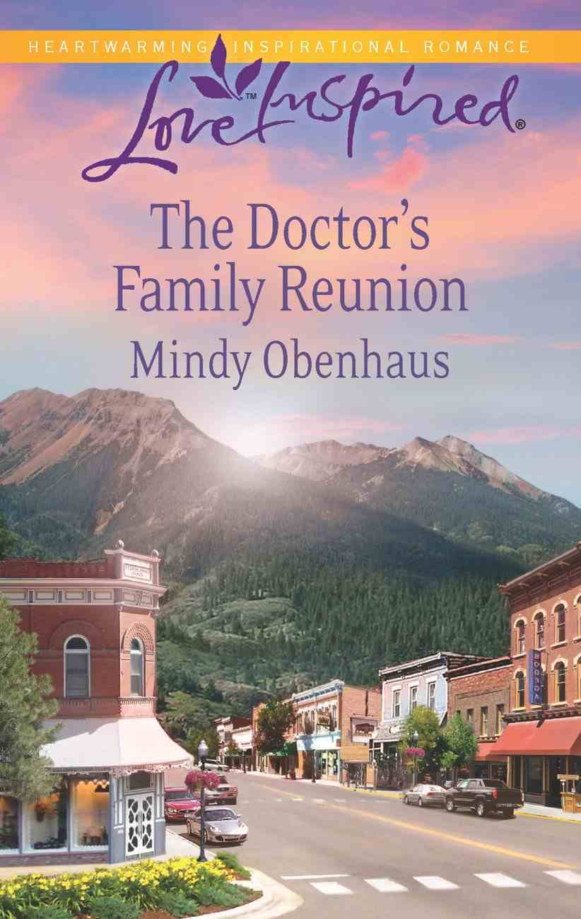 The Doctor's Family Reunion (Love Inspired Series) eBook