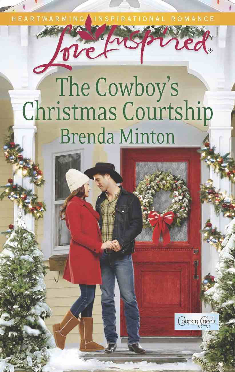 The Cowboy's Christmas Courtship (Love Inspired Series) eBook