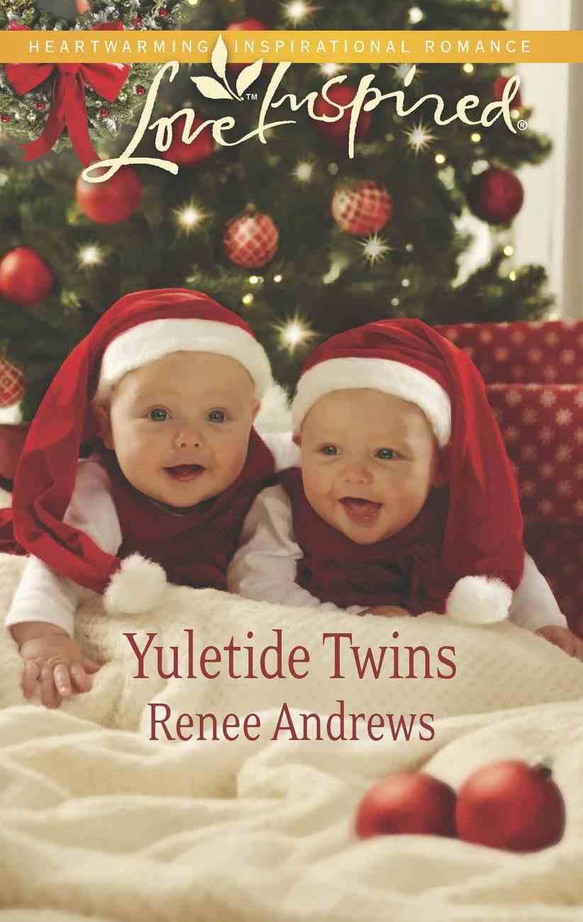 Yuletide Twins (Love Inspired Series) eBook