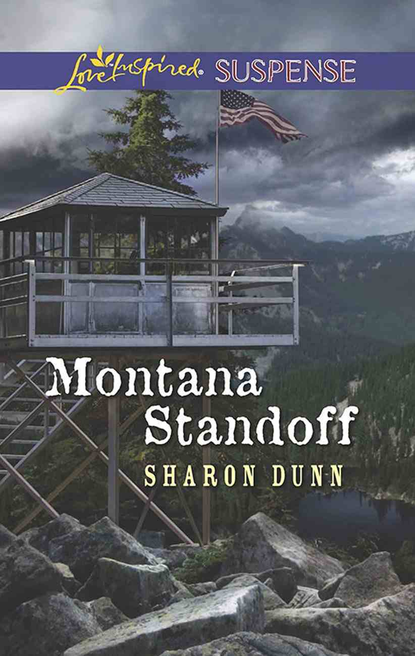 Montana Standoff (Love Inspired Suspense Series) eBook
