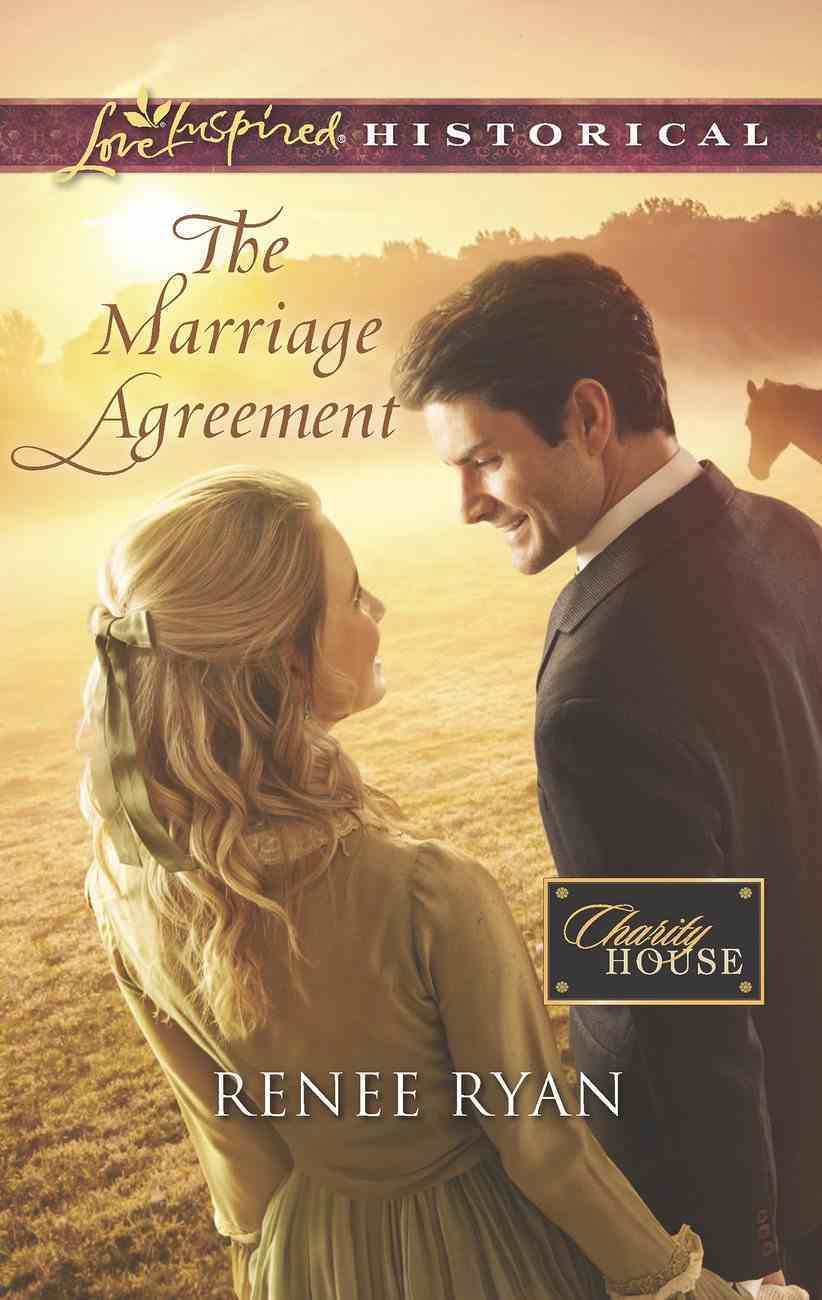 The Marriage Agreement (Love Inspired Historical Series) eBook