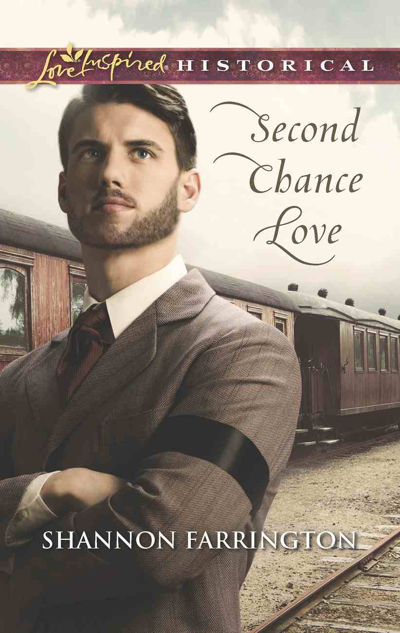 Second Chance Love (Love Inspired Series Historical) eBook
