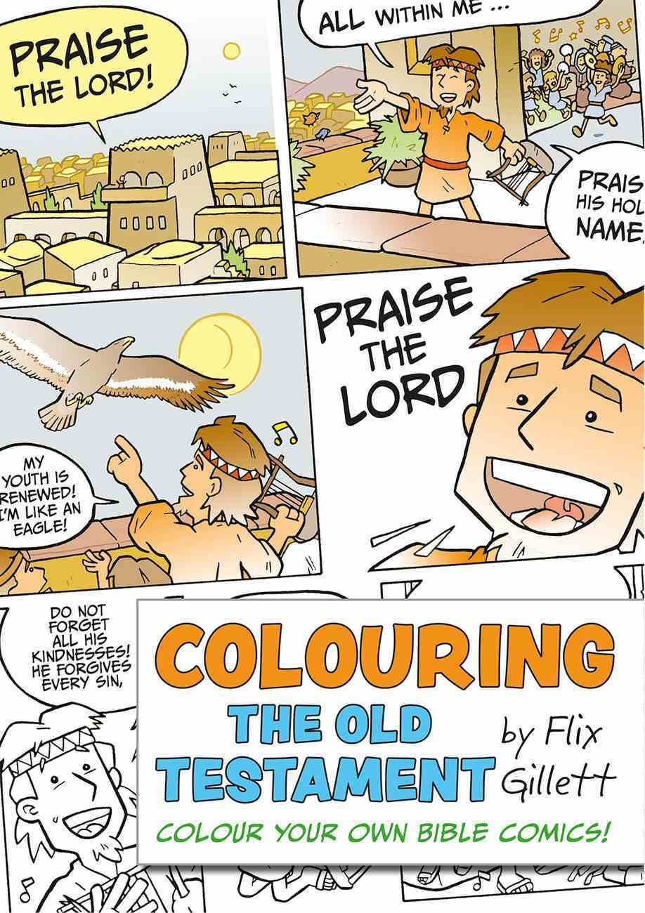 Colouring the Old Testament Paperback