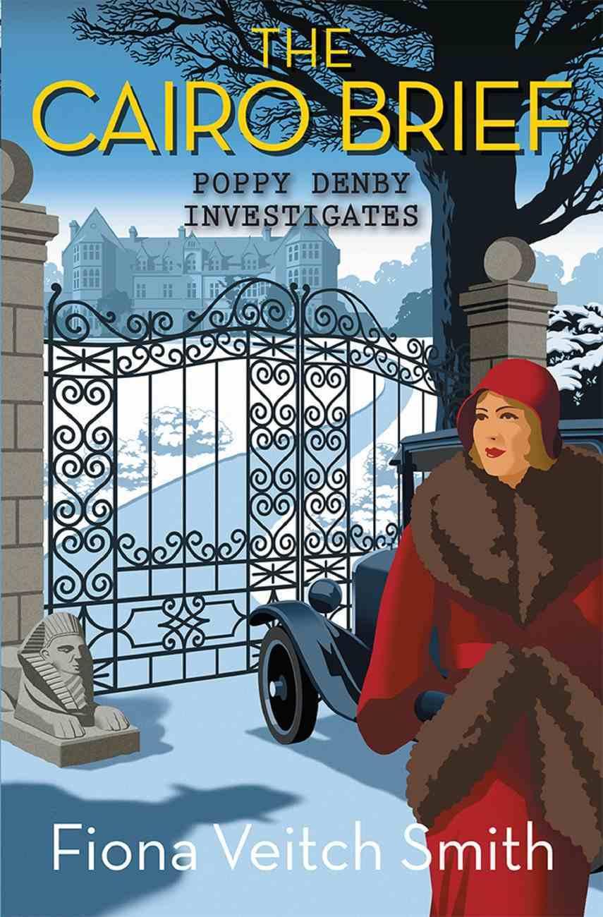 The Cairo Brief (#04 in Poppy Denby Investigates Series) eBook