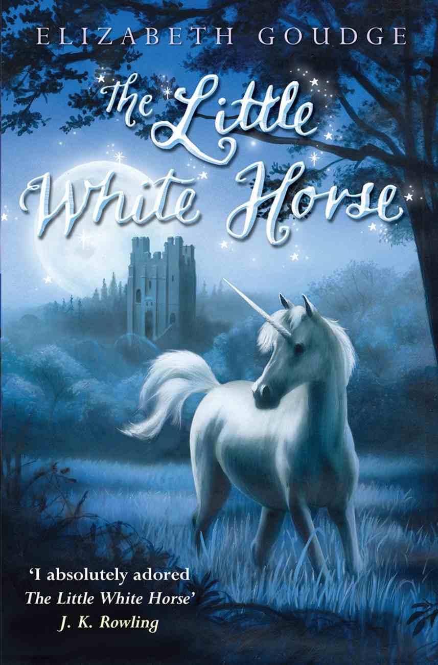The Little White Horse PB (Smaller)