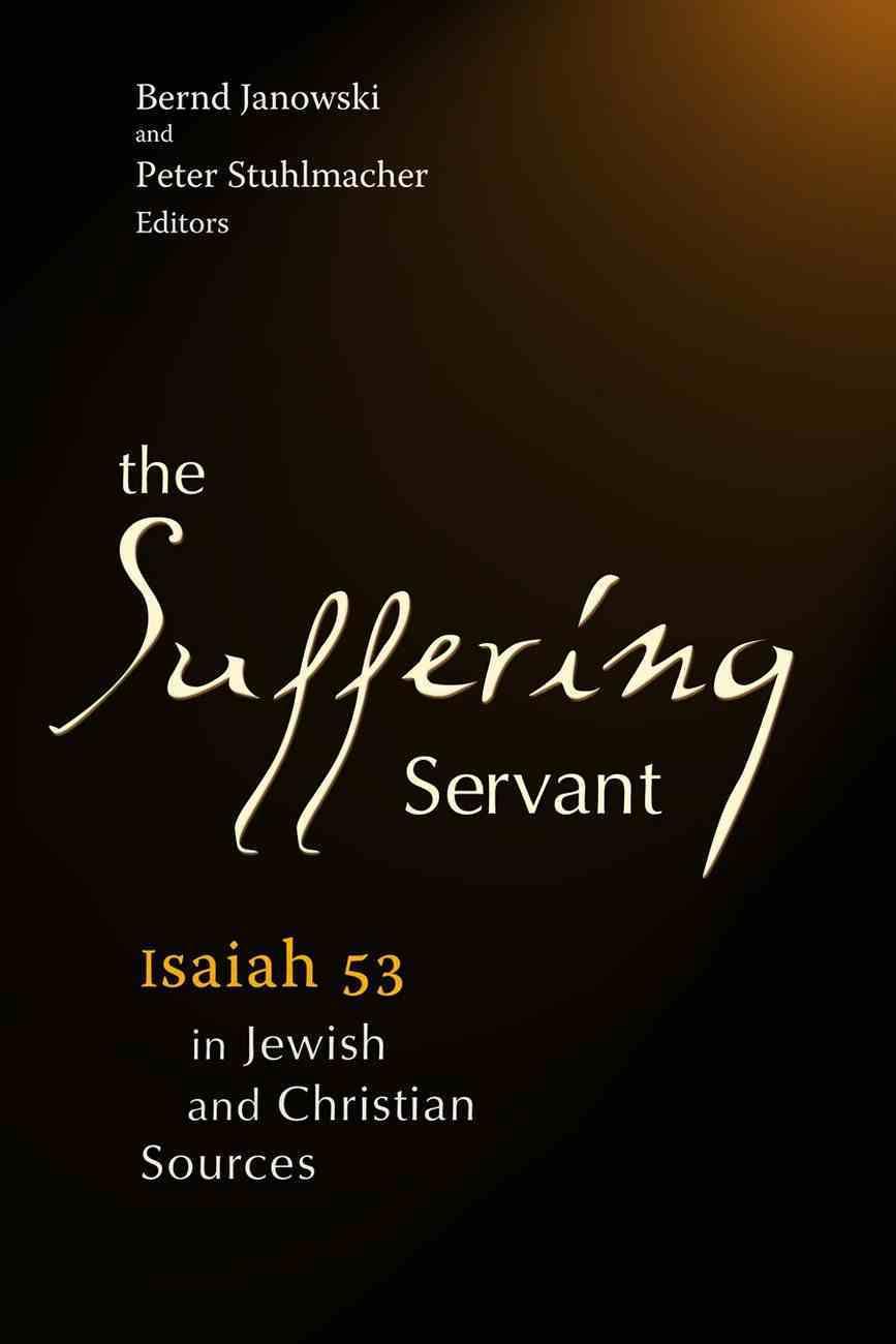 The Suffering Servant Paperback