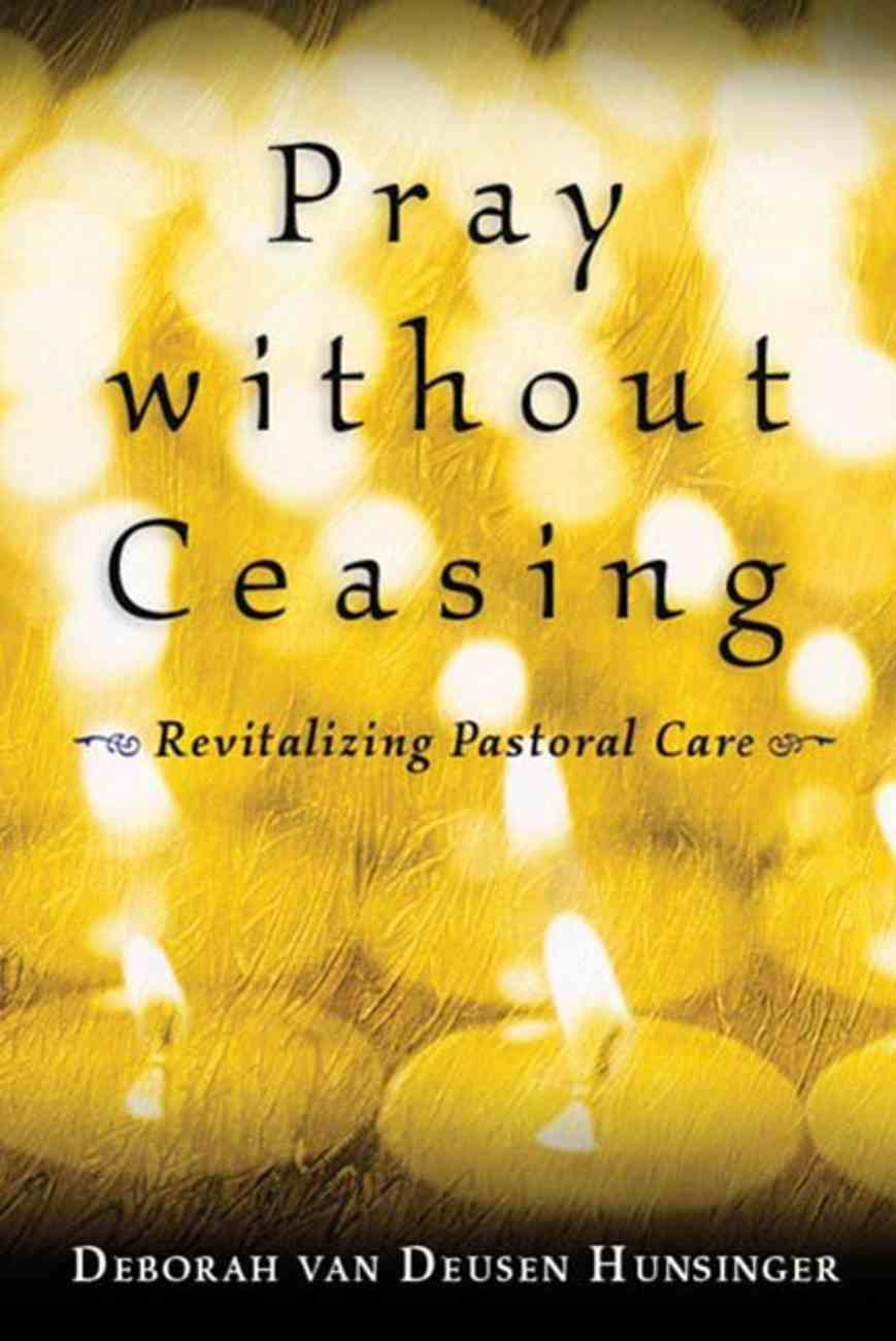 Pray Without Ceasing Paperback