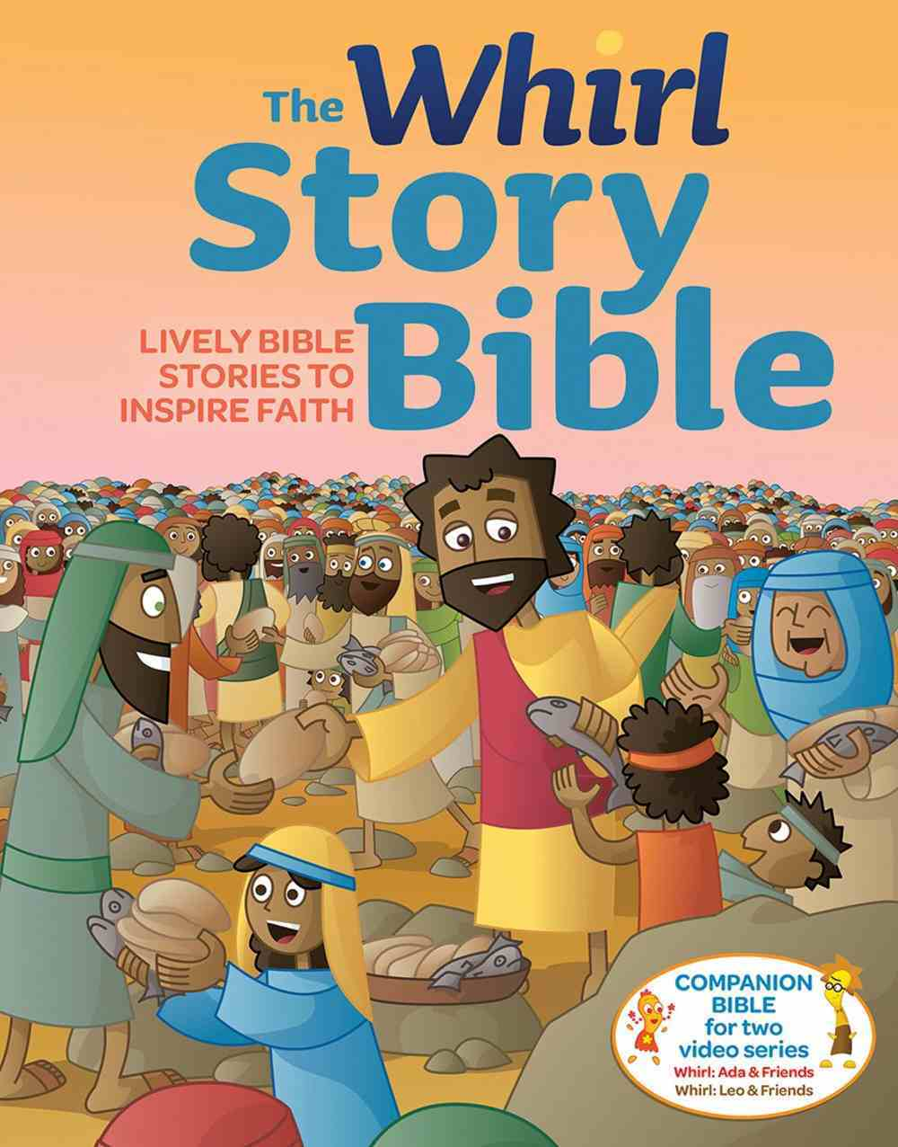 The Whirl Story Bible eBook