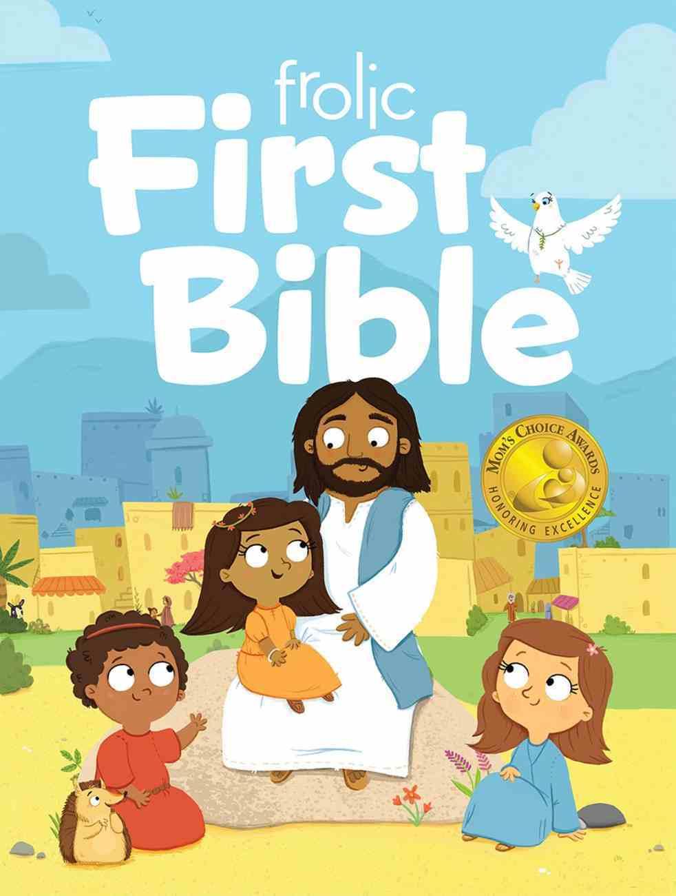Frolic First Bible Hardback