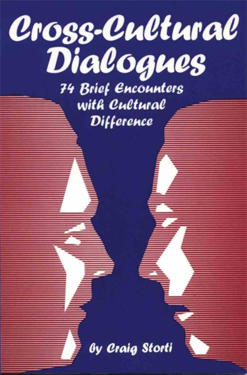 Cross-Cultural Dialogues Paperback