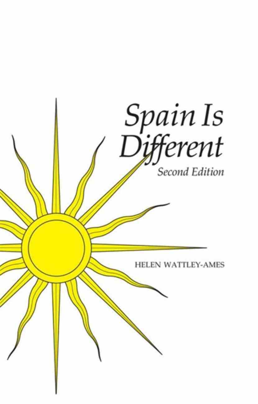 Spain is Different Paperback