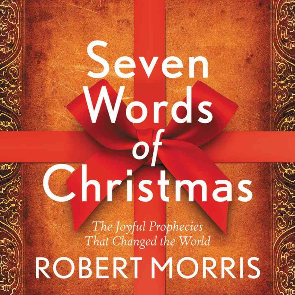 Seven Words of Christmas eBook