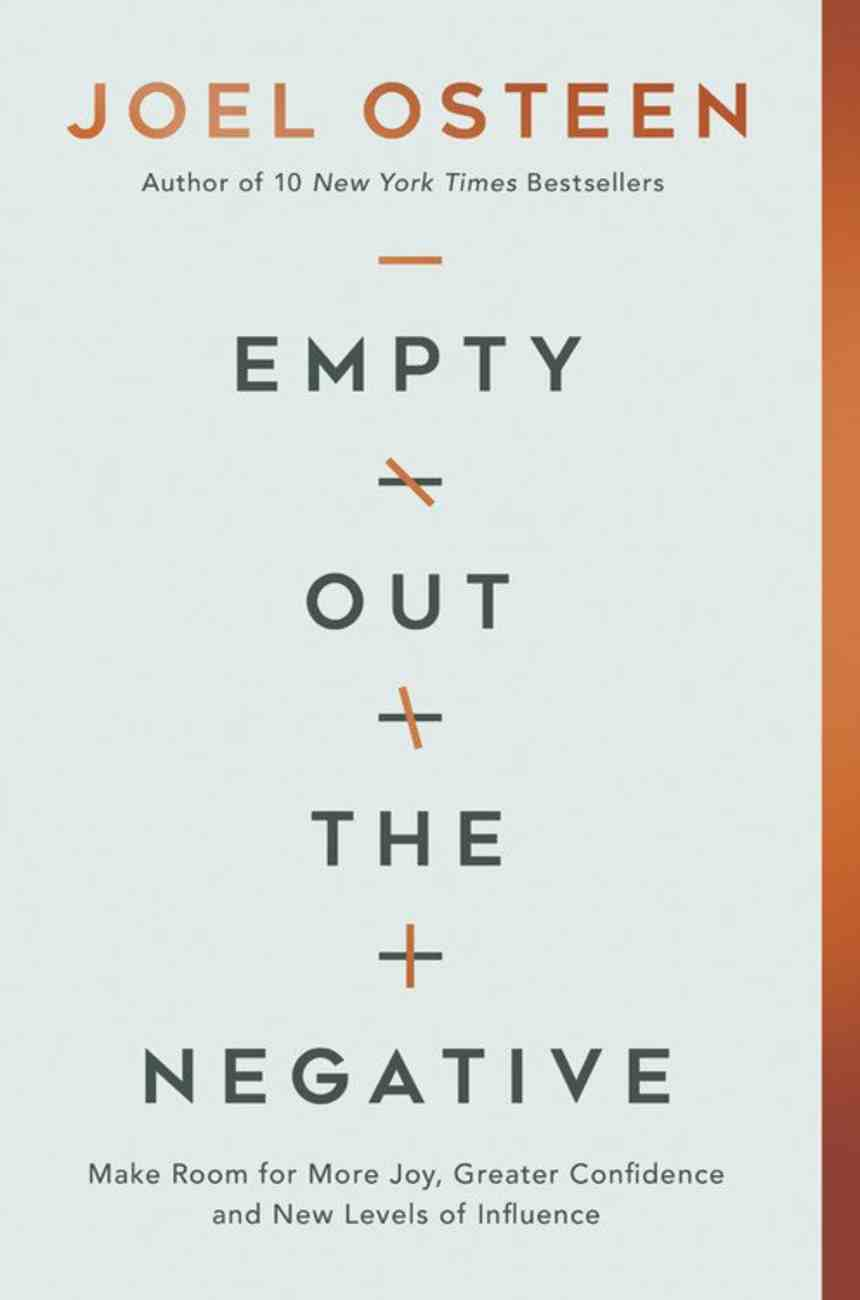Empty Out the Negative eBook