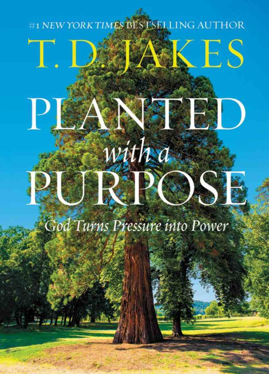 Planted With a Purpose eBook