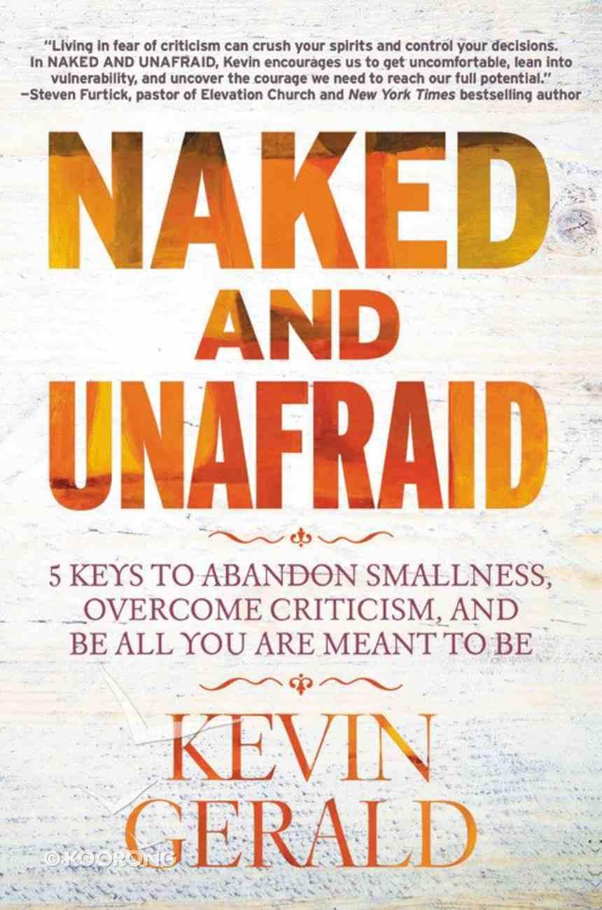 Naked and Unafraid eBook