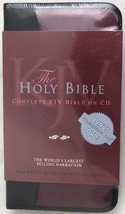 Album Image for KJV Complete Bible on CD - DISC 1