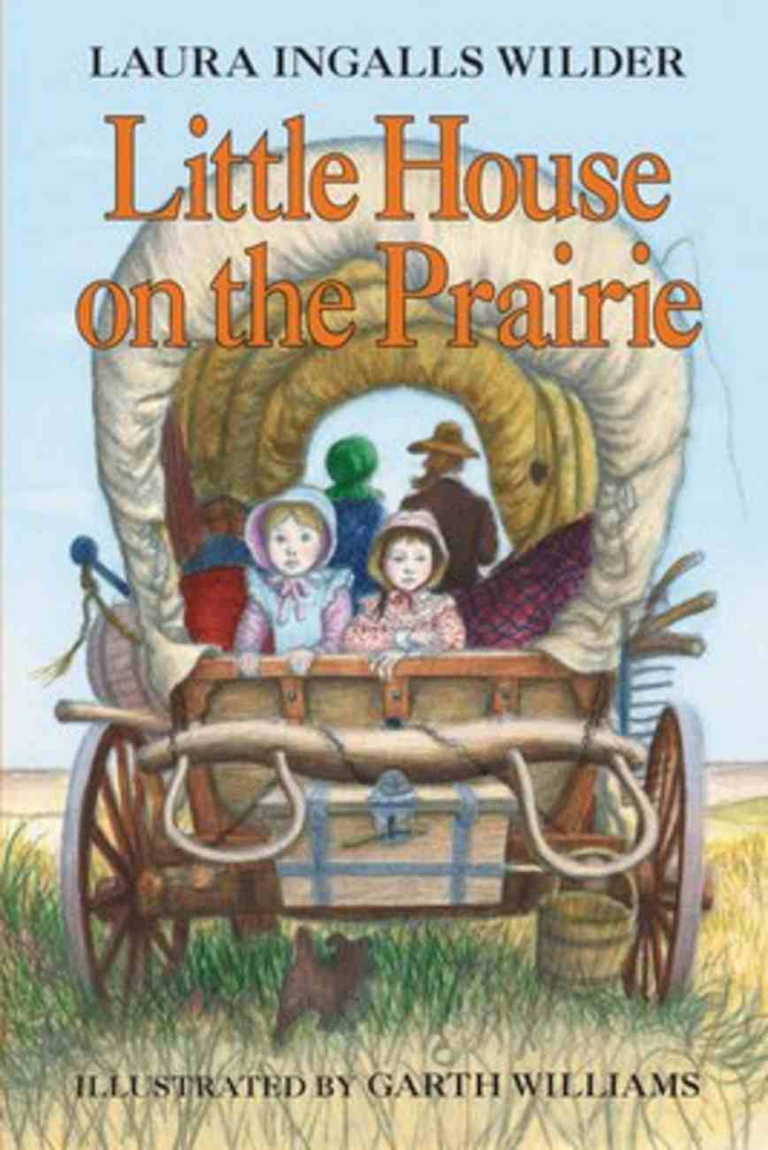 Little House on the Prairie Paperback
