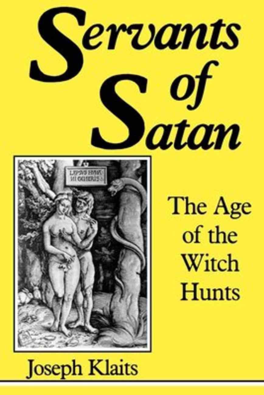 Servants of Satan Paperback