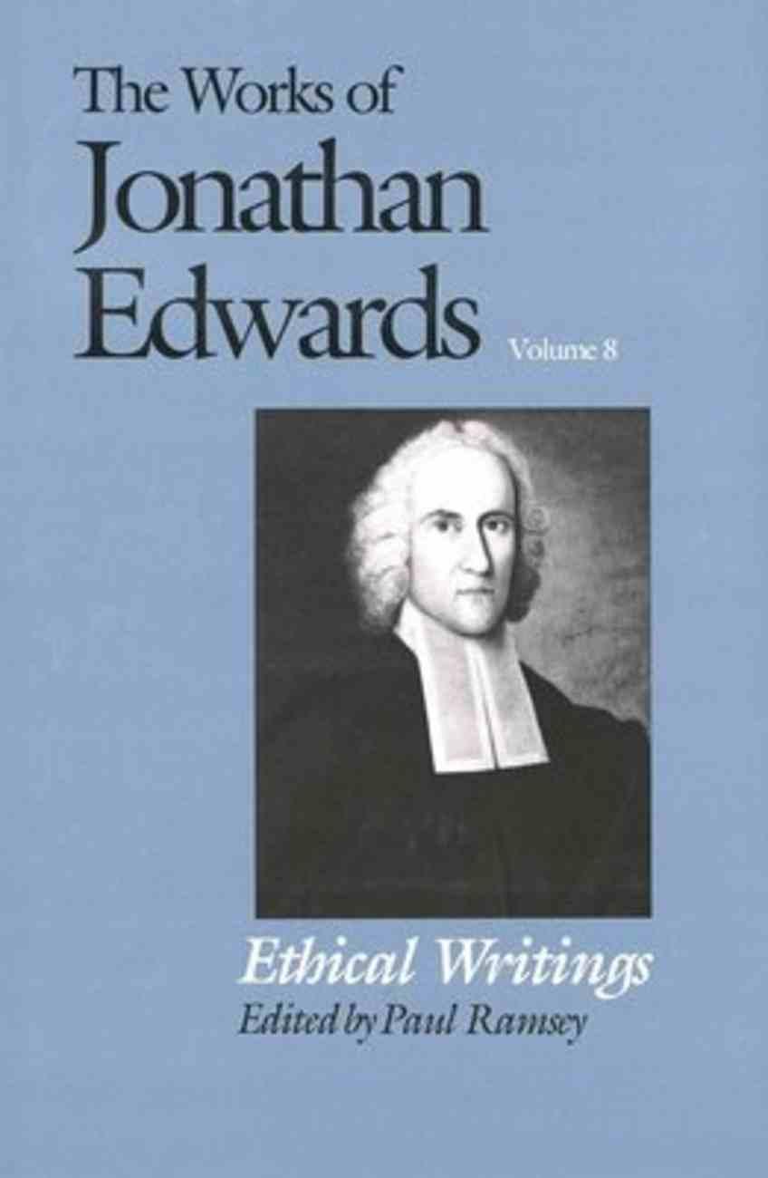 Ethical Writings Hardback
