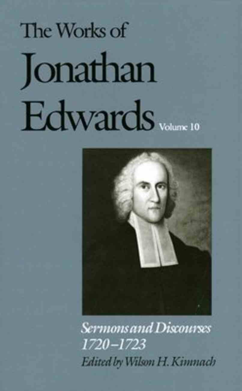 Sermons & Discourses, 1720-1723 Hardback