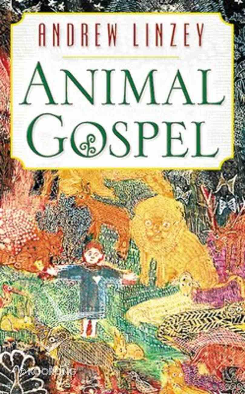 Animal Gospel Paperback