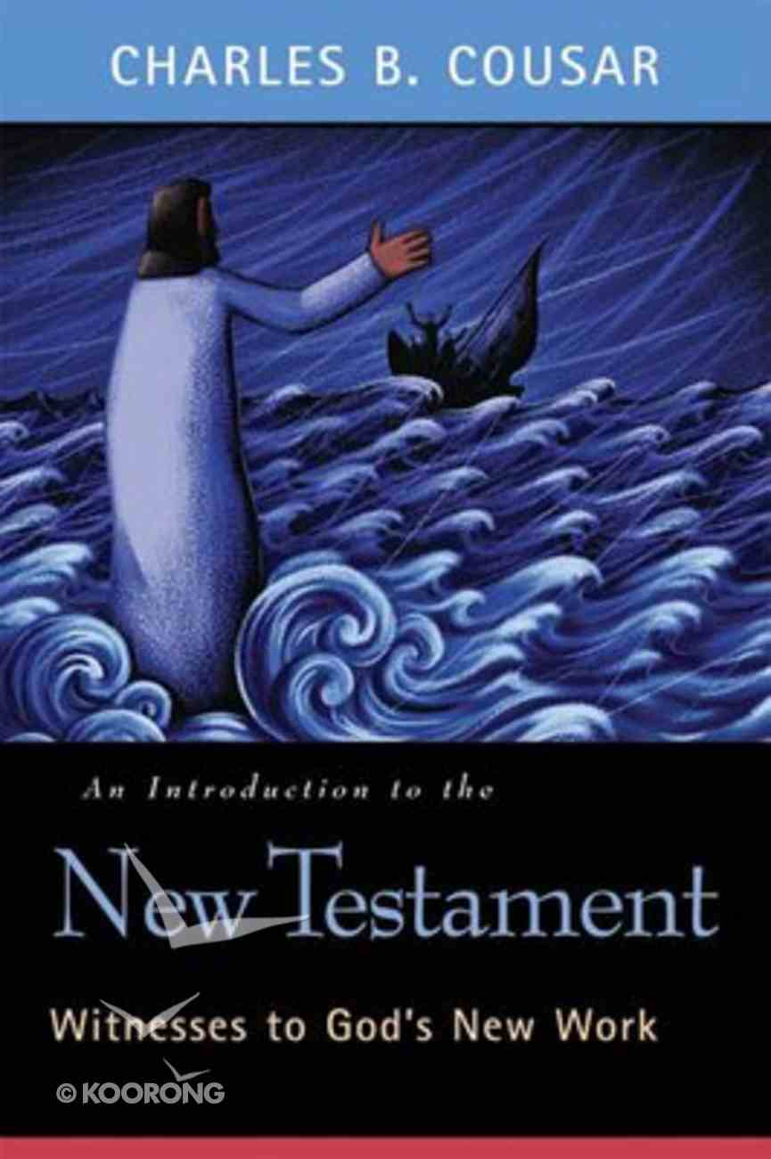 An Introduction to the New Testament Paperback