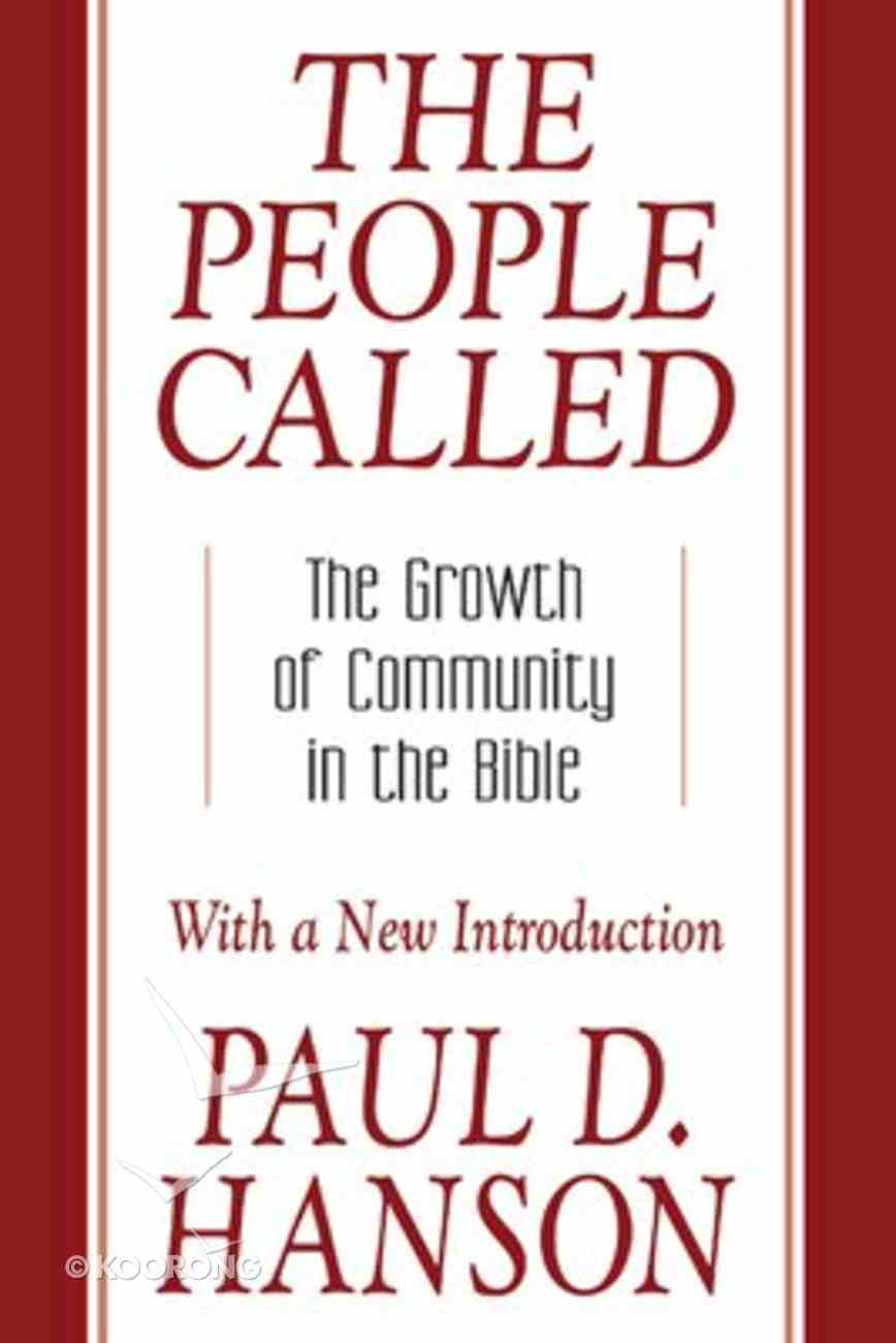 The People Called Paperback
