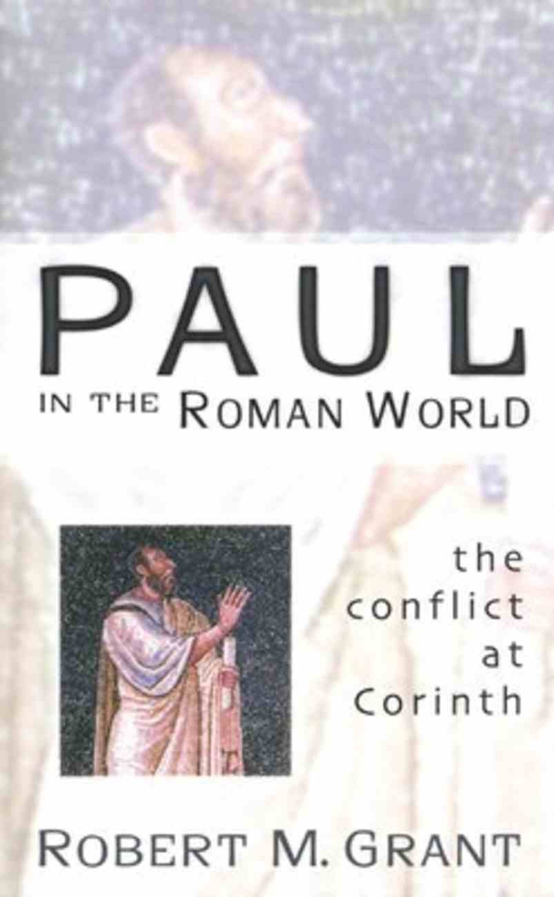 Paul in the Roman World Paperback