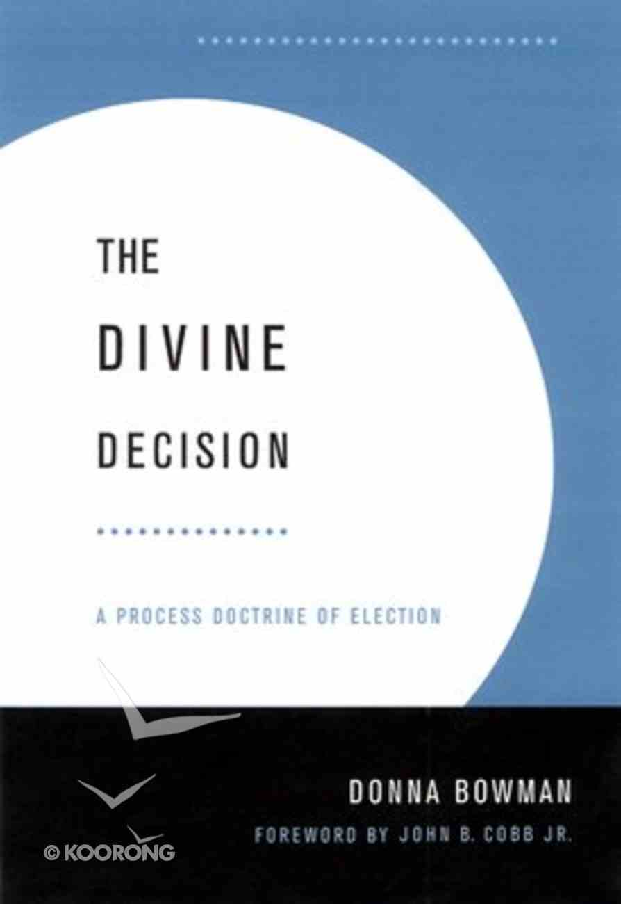 The Divine Decision Paperback