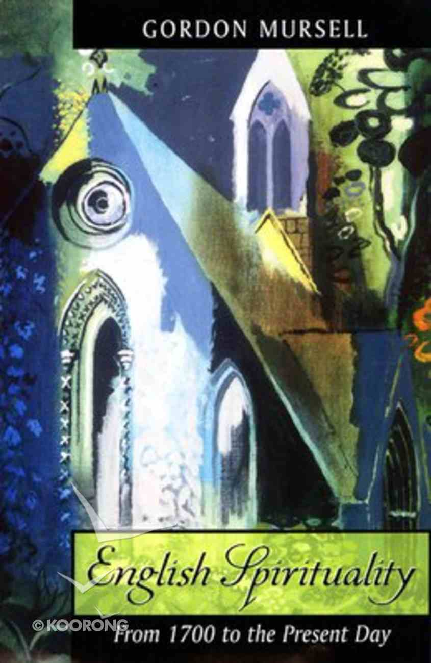 English Spirituality (Vol 2) Hardback
