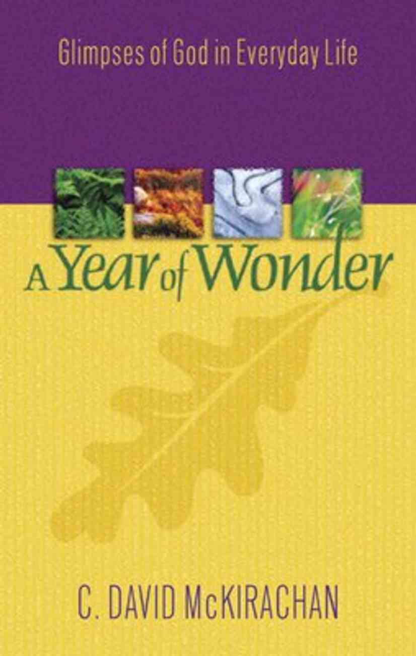 A Year of Wonder Paperback